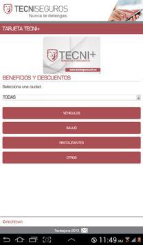 Tecniseguros - Tecnimovil apk screenshot