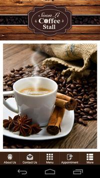 Soon Li Coffee Stall poster