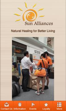 Sun Alliances poster