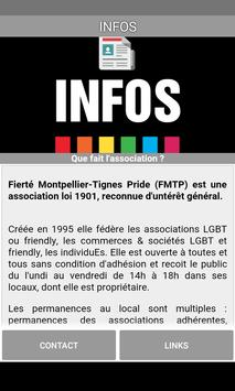 GAY PRIDE MONTPELLIER apk screenshot