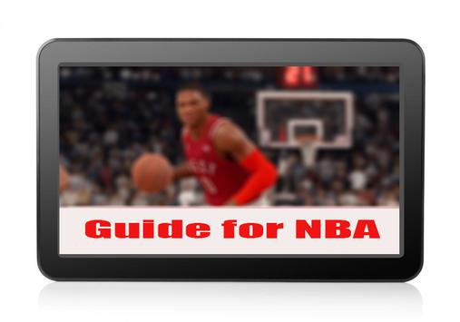 Guide for NBA LIVE Mobile 2K16 poster
