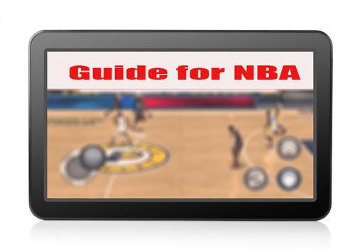 Guide for NBA LIVE Mobile 2K16 apk screenshot