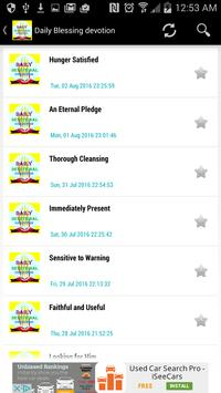 Daily Devotional Collections apk screenshot