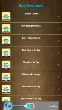 Daily Devotional Collections poster