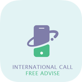 Free Internaitonal call advise icon