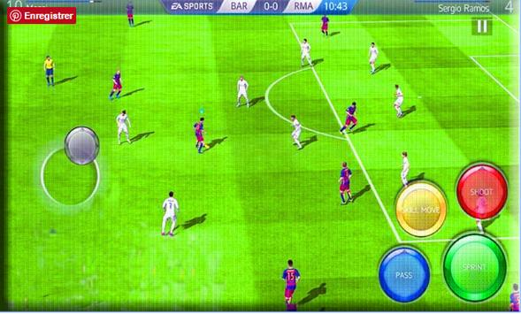 Guide For FIFA 16 poster