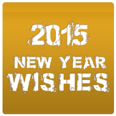 New Year Wishes 2015 icon