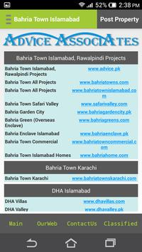 Bahria Town Dealers apk screenshot