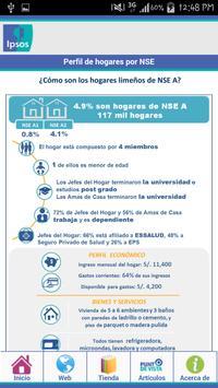 Ipsos Perú apk screenshot