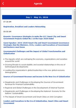 GCC Smart Government apk screenshot