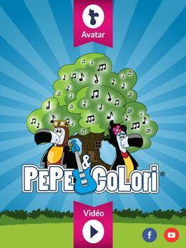 Pepe&Colori  Augmented Reality apk screenshot