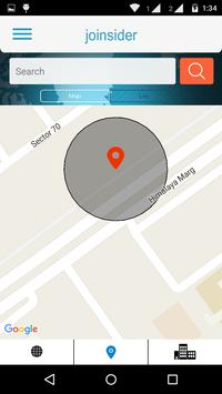 Joinsider apk screenshot