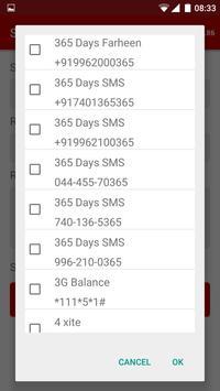 365 Days SMS apk screenshot