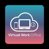 VIRTUAL WORK OFFICE icon