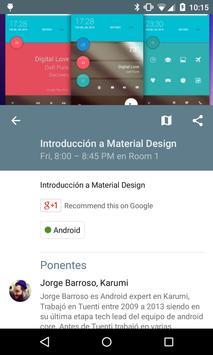 DevFest Mallorca apk screenshot