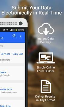 Forms apk screenshot