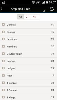 Amplified Bible Easy Version apk screenshot