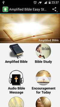Amplified Bible Easy Study v2 poster