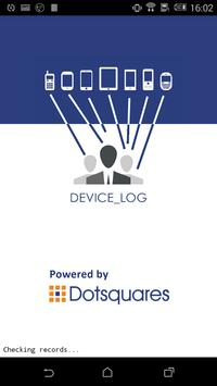 DS Device Log poster