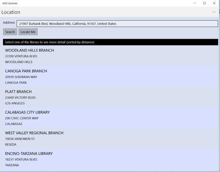 US Libraries apk screenshot