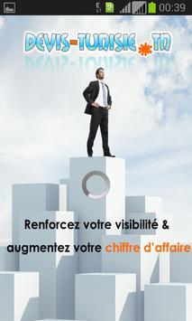 Devis-Tunisie poster