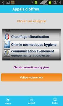Devis-Tunisie apk screenshot