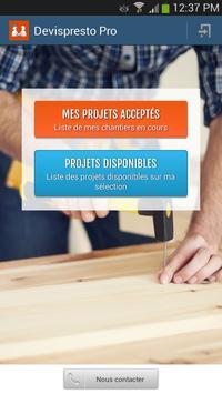 Devispresto Pro poster