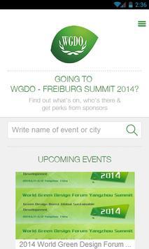 WGDO - Freiburg Summit 2014 poster