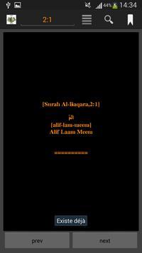 Quran apk screenshot