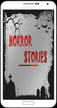 Real Horror Stories - Scary poster