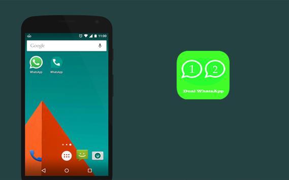 Dual Whats New App apk screenshot