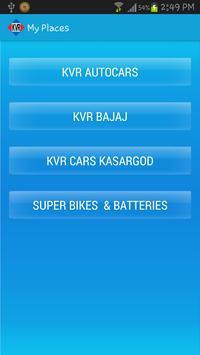 KVR apk screenshot