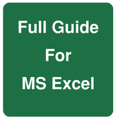 Full Guide for MS Excel icon