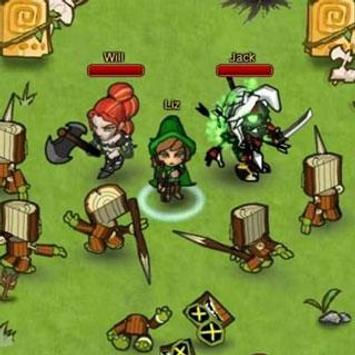 Guide for Dungeon Rampage apk screenshot