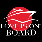 Love is on board icon