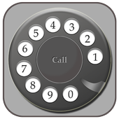 Old Phone Dialer icon