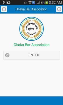 Dhaka Bar Association apk screenshot