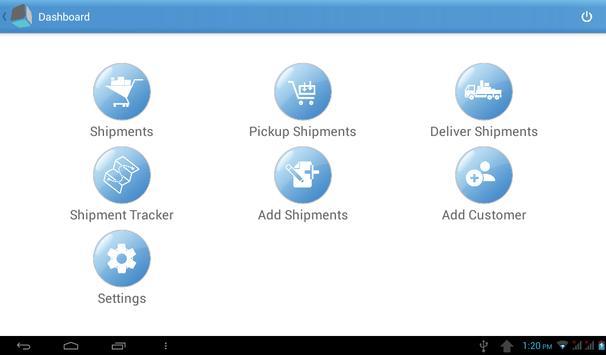DHILOGICS TMS apk screenshot