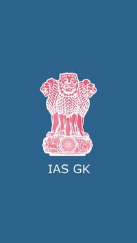 IAS GK poster