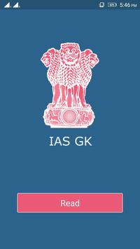 IAS GK apk screenshot