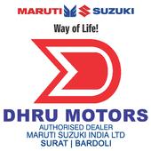 Dhru Motors - Surat icon