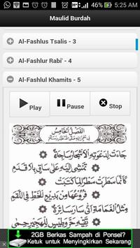 Rawi Riwayat Maulid apk screenshot