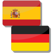 Spanish - German offline dict. icon