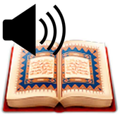 Audio Quran by Abu Baker Shatr icon