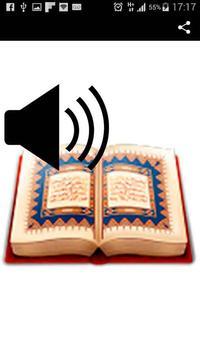 Audio Quran by Abu Baker Shatr poster
