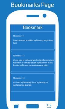 Filipino Bible apk screenshot