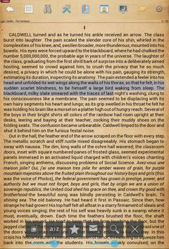 DuferReader (ebook reader) apk screenshot