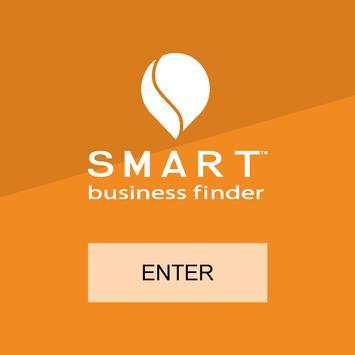 Smart Business Finder poster