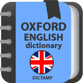 Dictamp Oxford dictionary icon