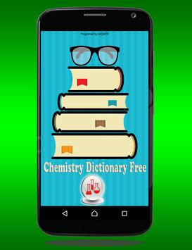 Chemistry Dictionary Free apk screenshot